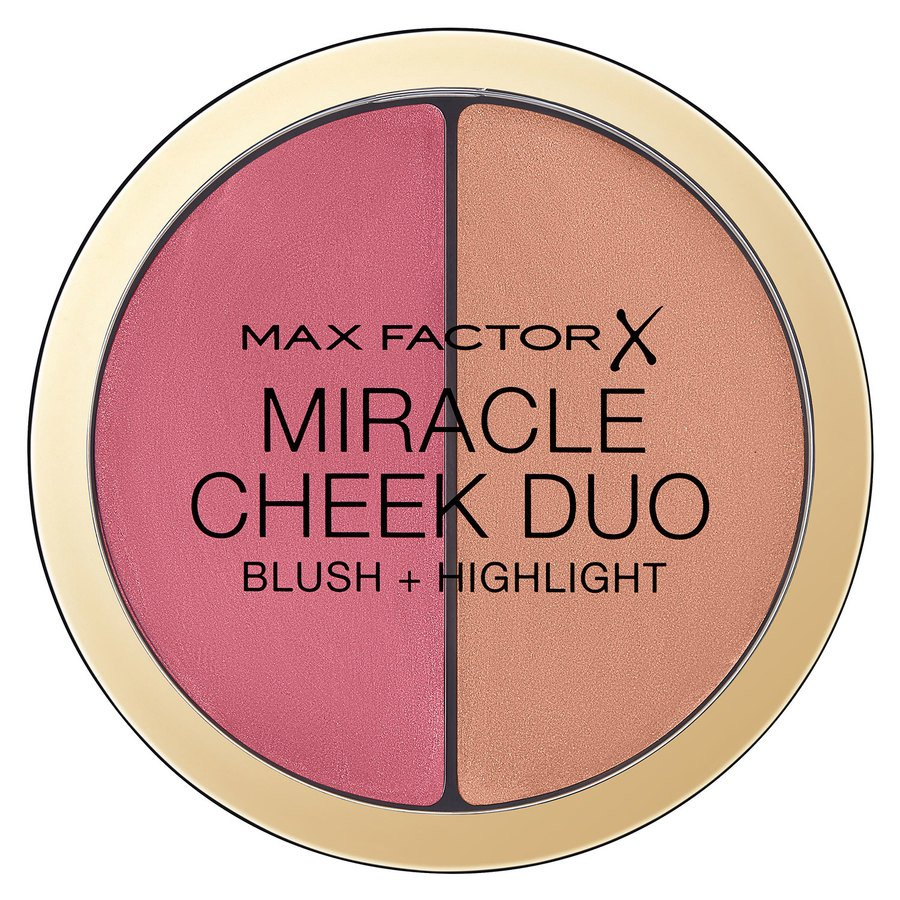 Max Factor Miracle Ceek Duo 11 g ─ Dusky Pink & Copper