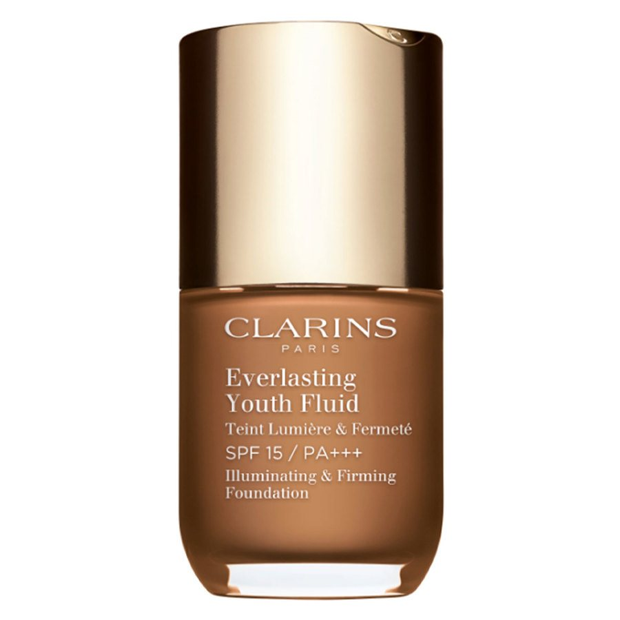 Clarins Everlasting Youth Fluid Foundation 30 ml – 118,5 Chocolate