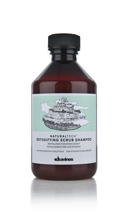Davines Naturaltech Detoxifying Scrub Shampoo 250 ml
