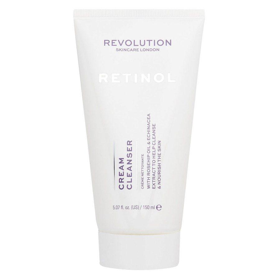 Revolution Beauty Revolution Skincare Retinol Cream Cleanser 150 ml
