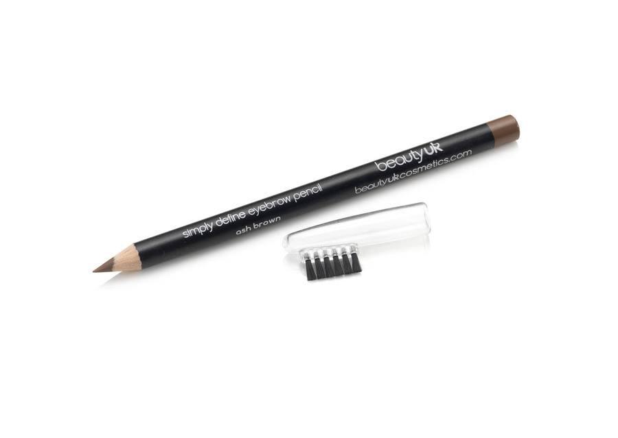 Beauty UK Brow Pencil – Ash Brown
