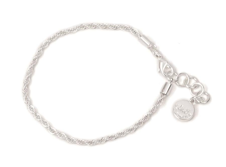 Snö Of Sweden Hege Single Bracelet - Silver