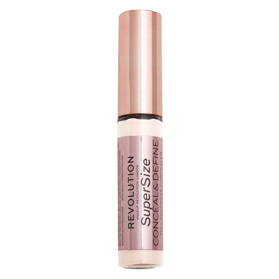 Makeup Revolution Conceal & Define Supersize Concealer - C0.5 13g