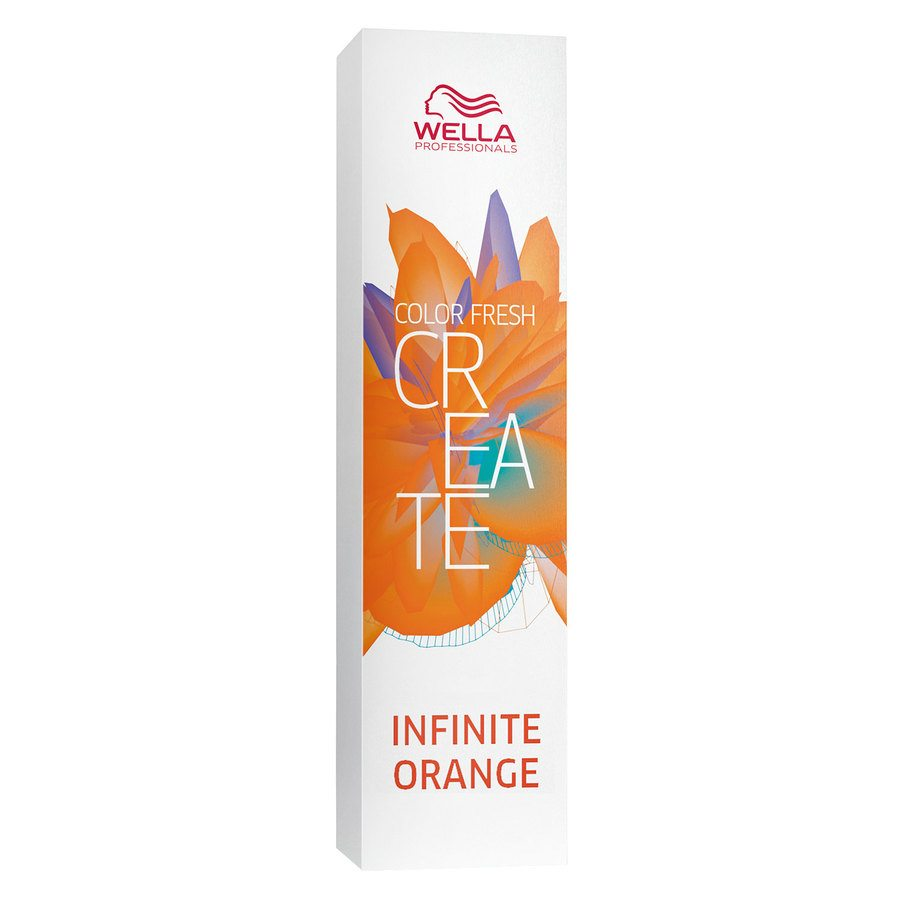 Wella Professionals Color Fresh Create 60 ml ─ Infinite Orange