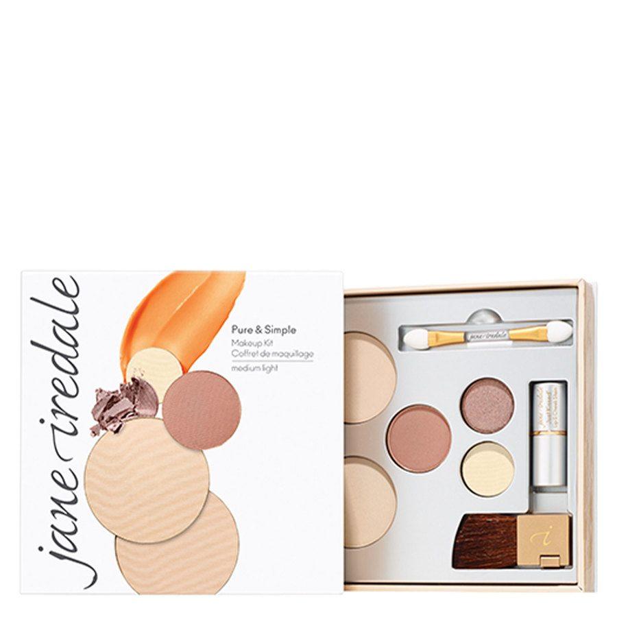 Jane Iredale Pure & Simple Kit ─ Medium Light