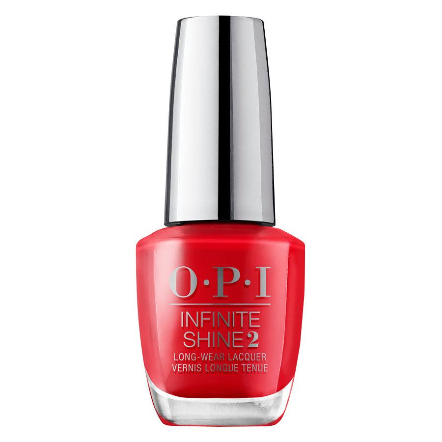 OPI Scotland Collection Infinite Shine 15 ml - Red Heads Ahead