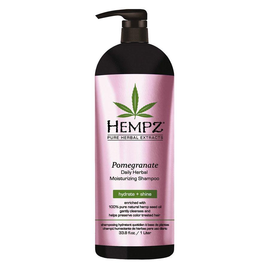 Hempz Pomegranate Shampoo 1 000 ml