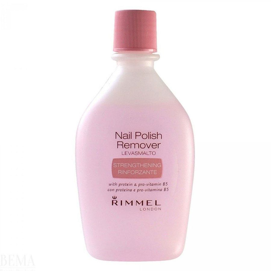 Rimmel London Nail Polish Remover 100 ml