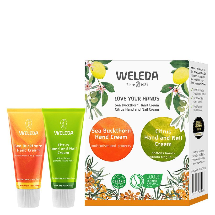Weleda Love Your Hands