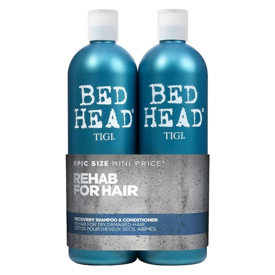 TIGI Bed Head Urban Antidotes Recovery Shampoo & Conditioner 2 x 750 ml