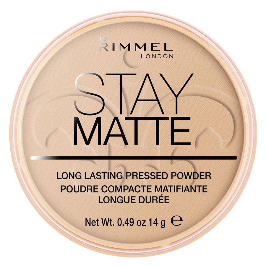 Rimmel Stay Matte Pressed Face Powder Sandstorm 004 14g