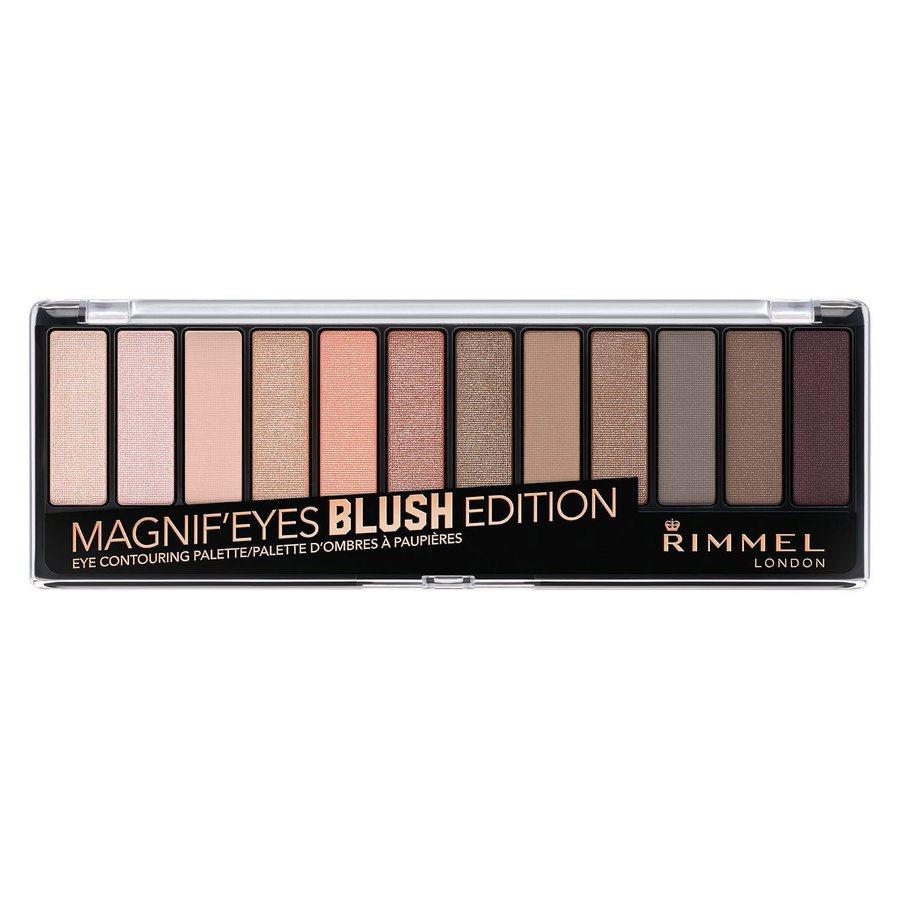 Rimmel London Magnif'eyes Eyeshadow Palette 14 g – Blushed Edition