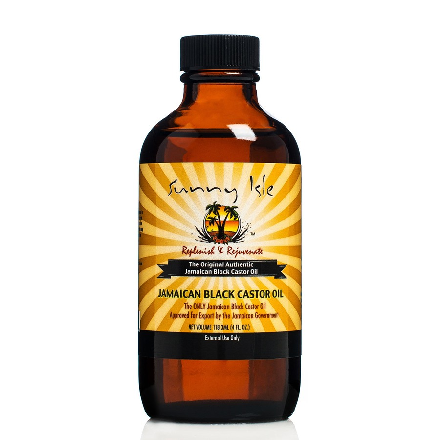 Sunny Isle Jamaican Black Regular Castor Oil - 118 ml