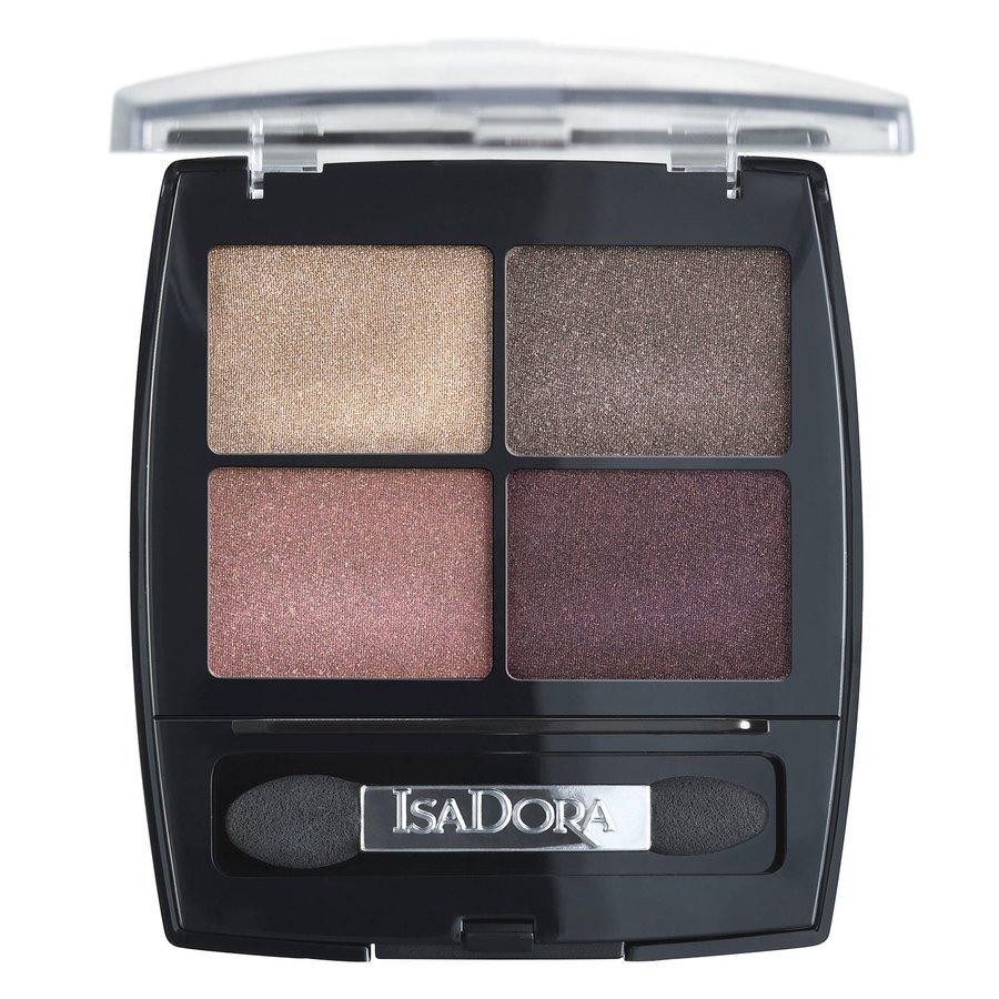 IsaDora Eyeshadow Quartet 5 g ─ #21 Metropolitan