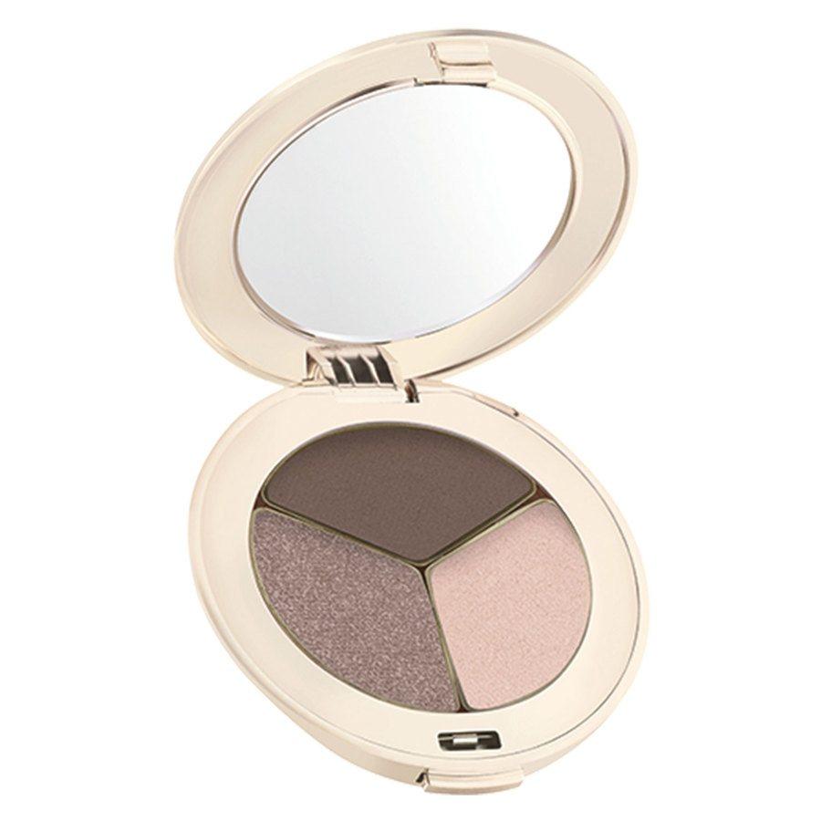 Jane Iredale PurePressed Triple Eye Shadow – Brown Sugar 2,8g