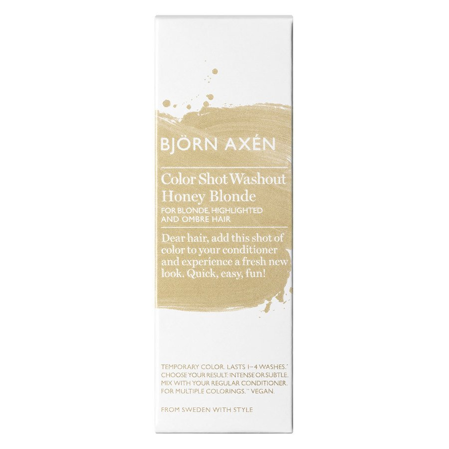 Björn Axén Color Shot Washout Honey Blonde 50 ml