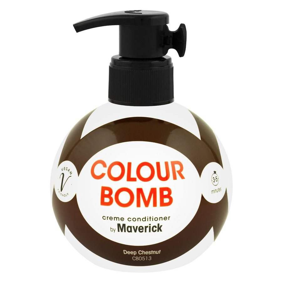 Colour Bomb 250 ml Deep Chestnut
