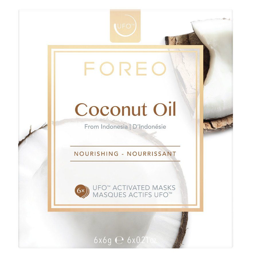 Foreo UFO Mask Coconut Oil 6 x 6 g