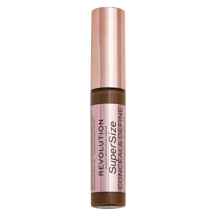 Makeup Revolution Conceal & Define Supersize Concealer - C17 13g