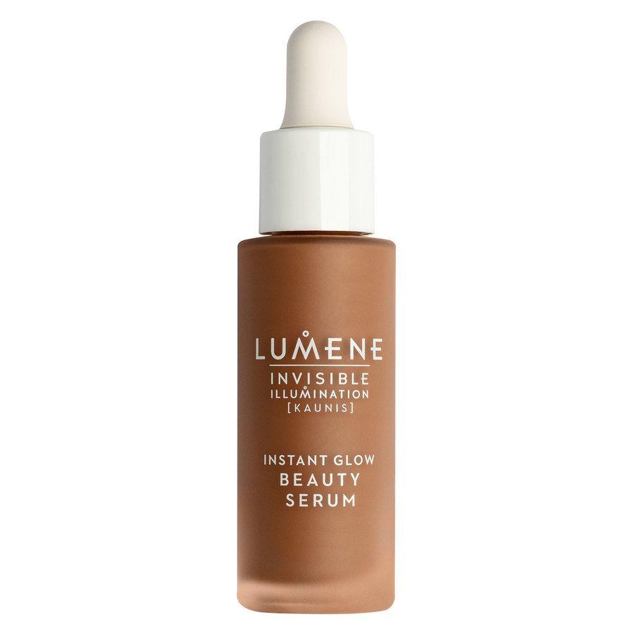 Lumene Invisible Illumination Instant Glow Beauty Serum 30 ml ─ Universal Deep
