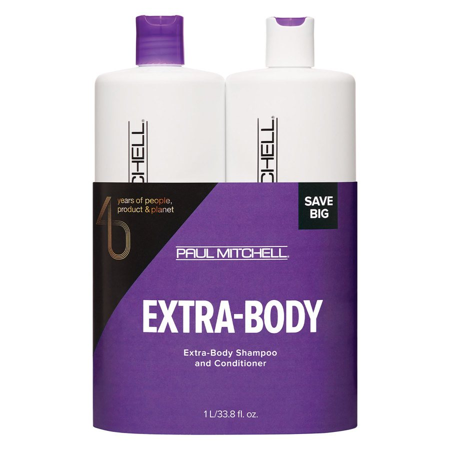 Paul Mitchell Extra-Body Daily Shampoo & Conditioner Duo 2 x 1000 ml