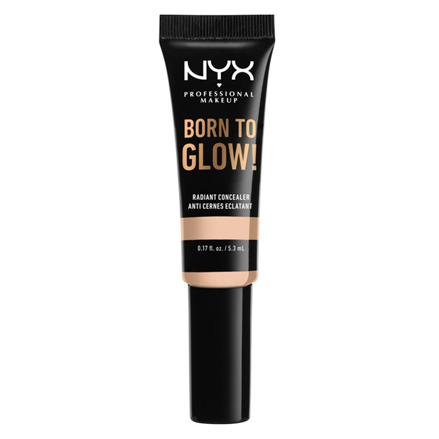 NYX Professional Makeup Born To Glow Radiant Concealer 5,3 ml – Light Ivory