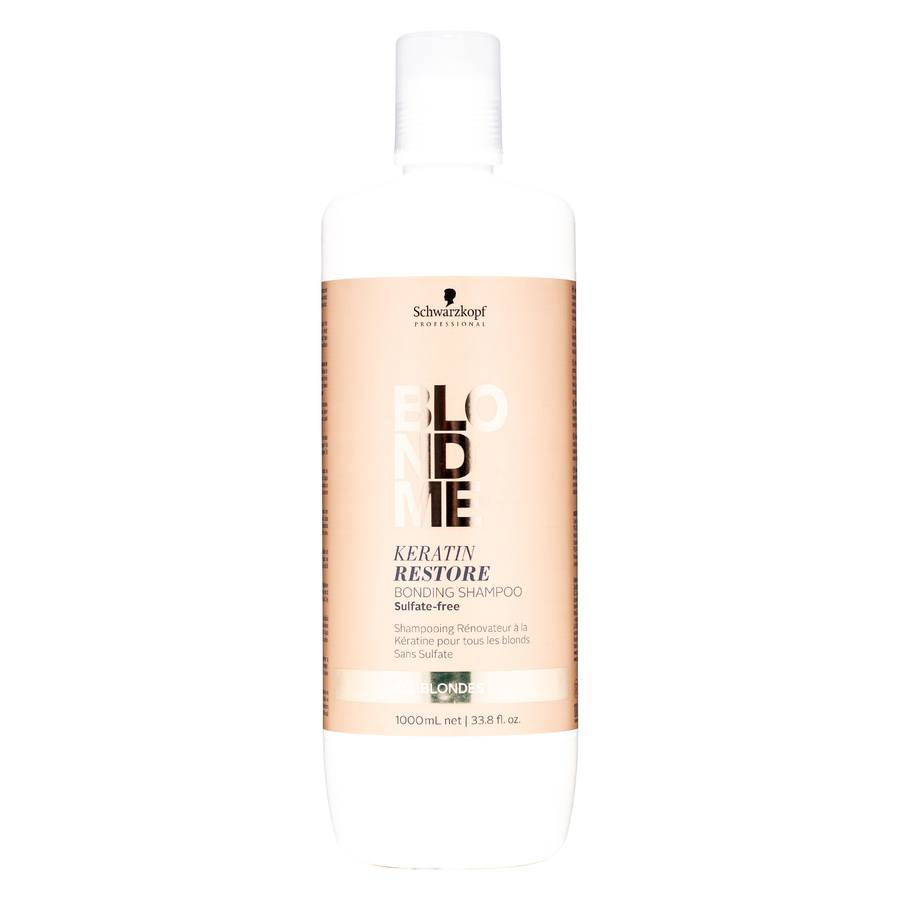 Schwarzkopf Blondme Keratin Restore Bonding Shampoo 1 000 ml