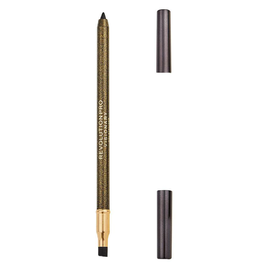 Revolution Beauty Revolution Pro Gel Eyeliner Pencil 1,2 g ─ Noir
