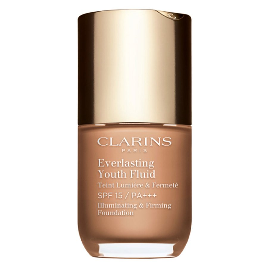 Clarins Everlasting Youth Fluid Foundation 30 ml – 112 Amber