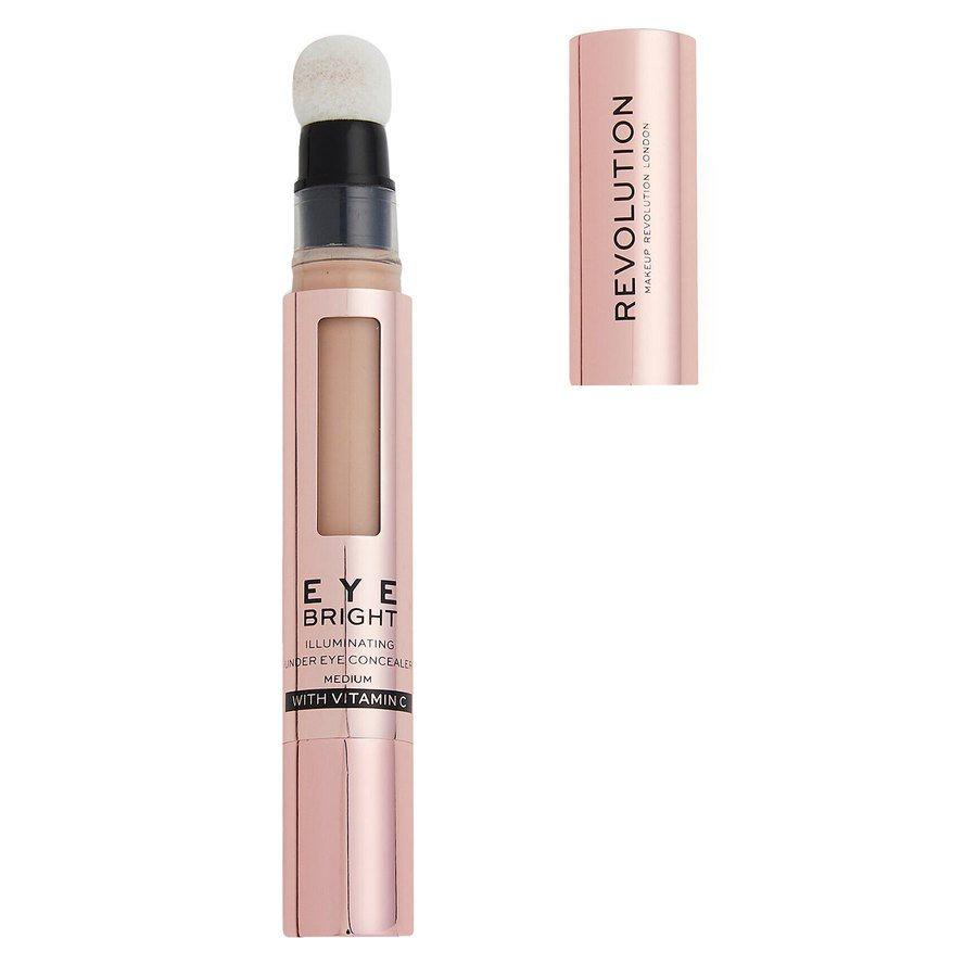 Revolution Beauty Eye Bright Illuminating Under Eye Concealer 2,9 ml ─ Medium