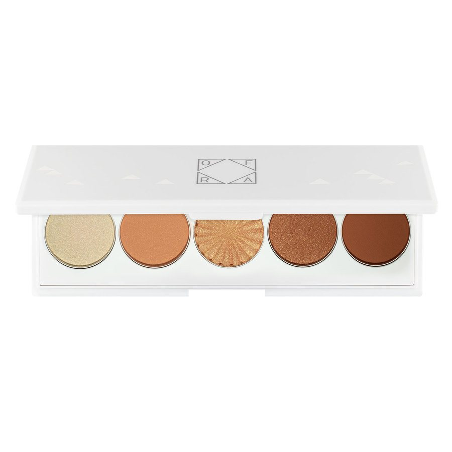 Ofra Signature Eyeshadow Palette Getaway 5 x 2 g