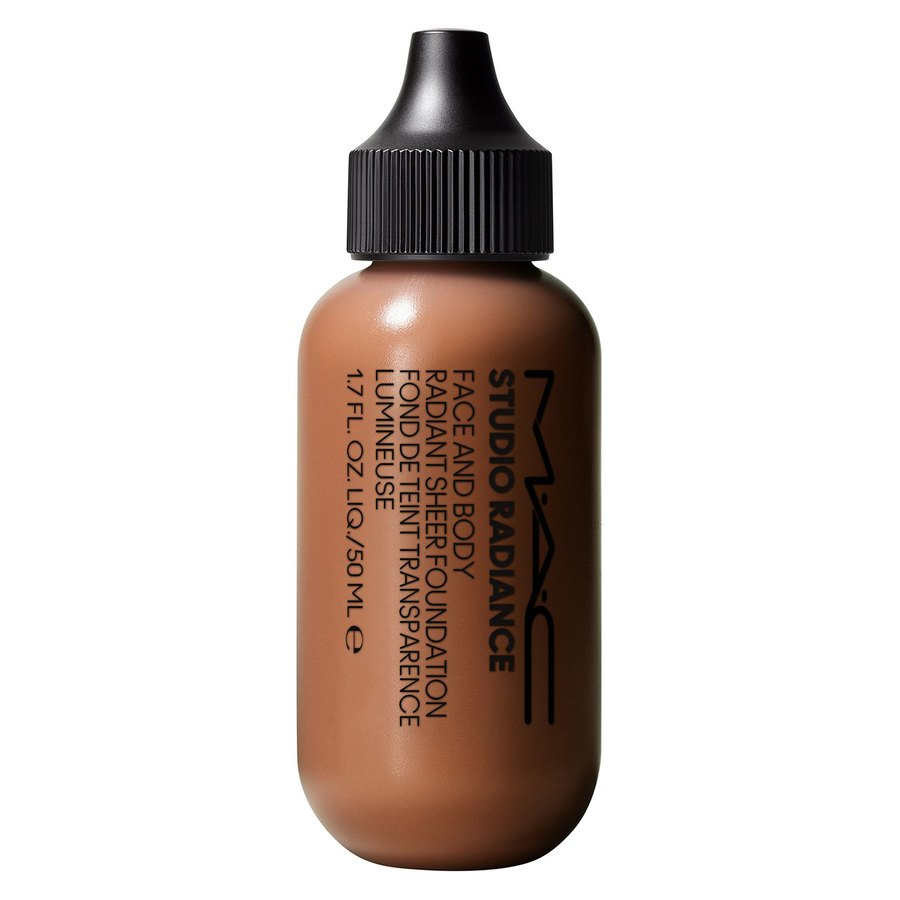MAC Cosmetics Studio Radiance Face And Body Radiant Sheer Foundation 50 ml ─ W5