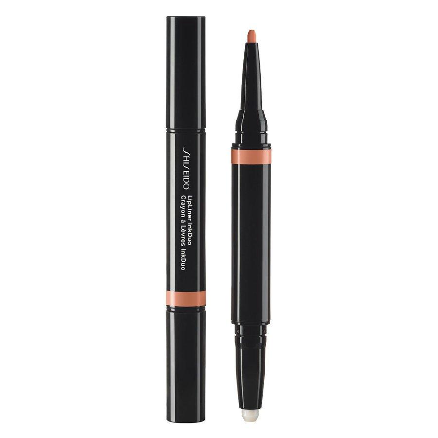 Shiseido LipLiner InkDuo 1,1 g ─ 01 Bare