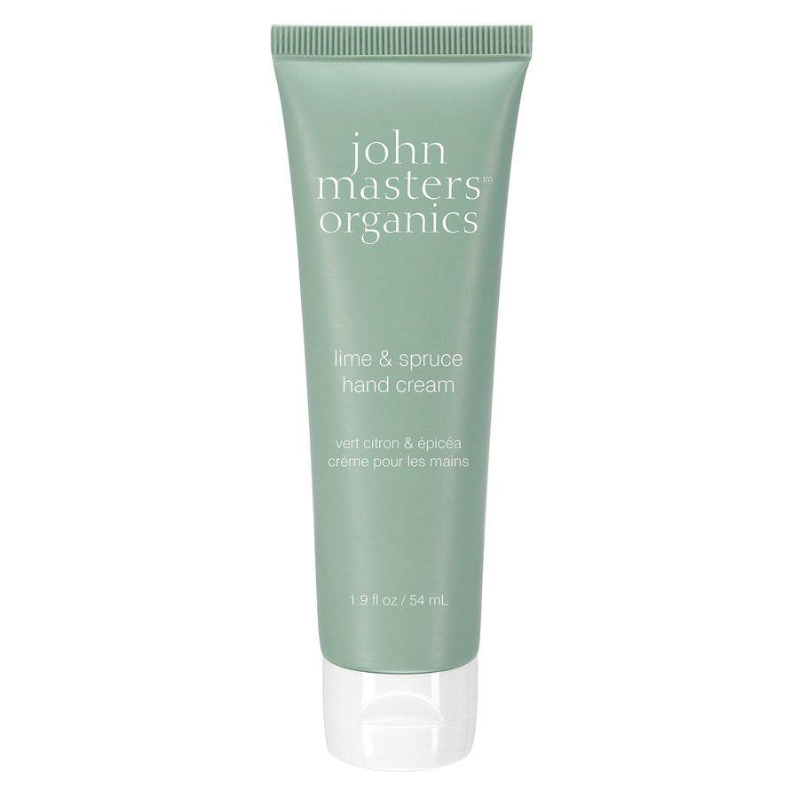 John Masters Organics Lime & Spruce Hand Cream 54 ml