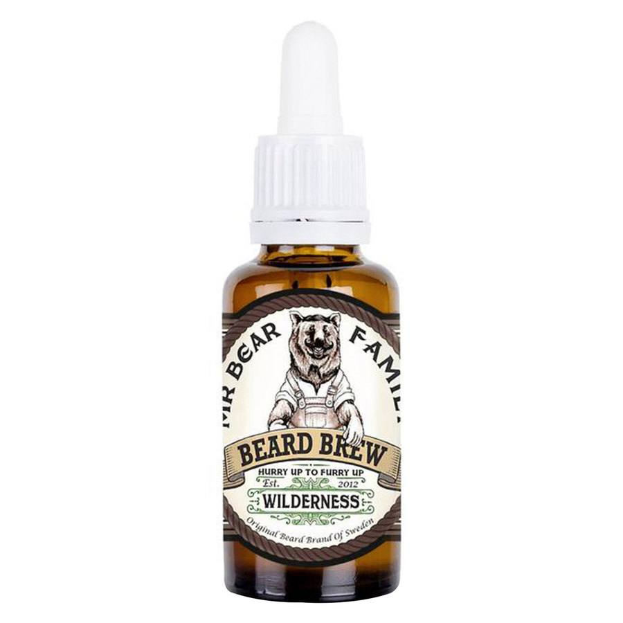 Mr Bear Family Beard Brew Wilderness 30 ml