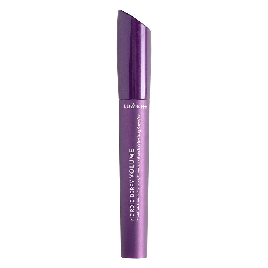Lumene Nordic Berry Volume Mascara 8 ml ─ Dark Brown