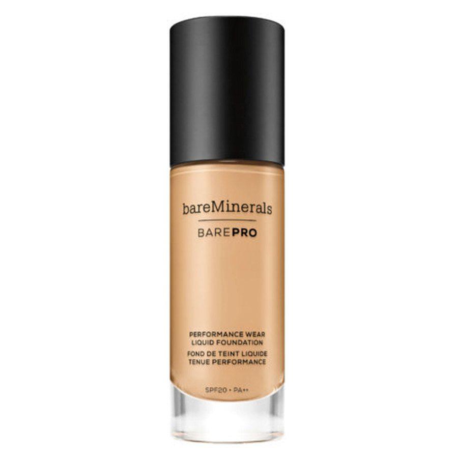 bareMinerals barePro Performance Wear Liquid Foundation SPF20 30 ml ─ #15.5 Butterscotch
