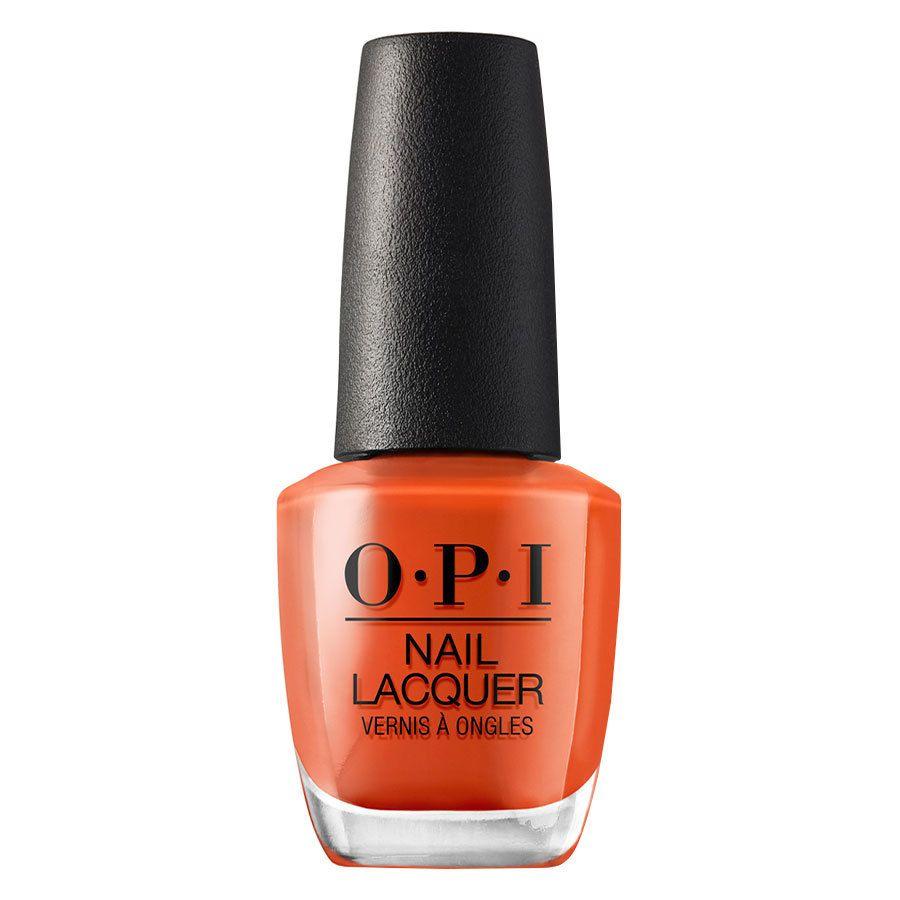 OPI Scotland Collection 15 ml - Suzi Needs A Loch-Smith