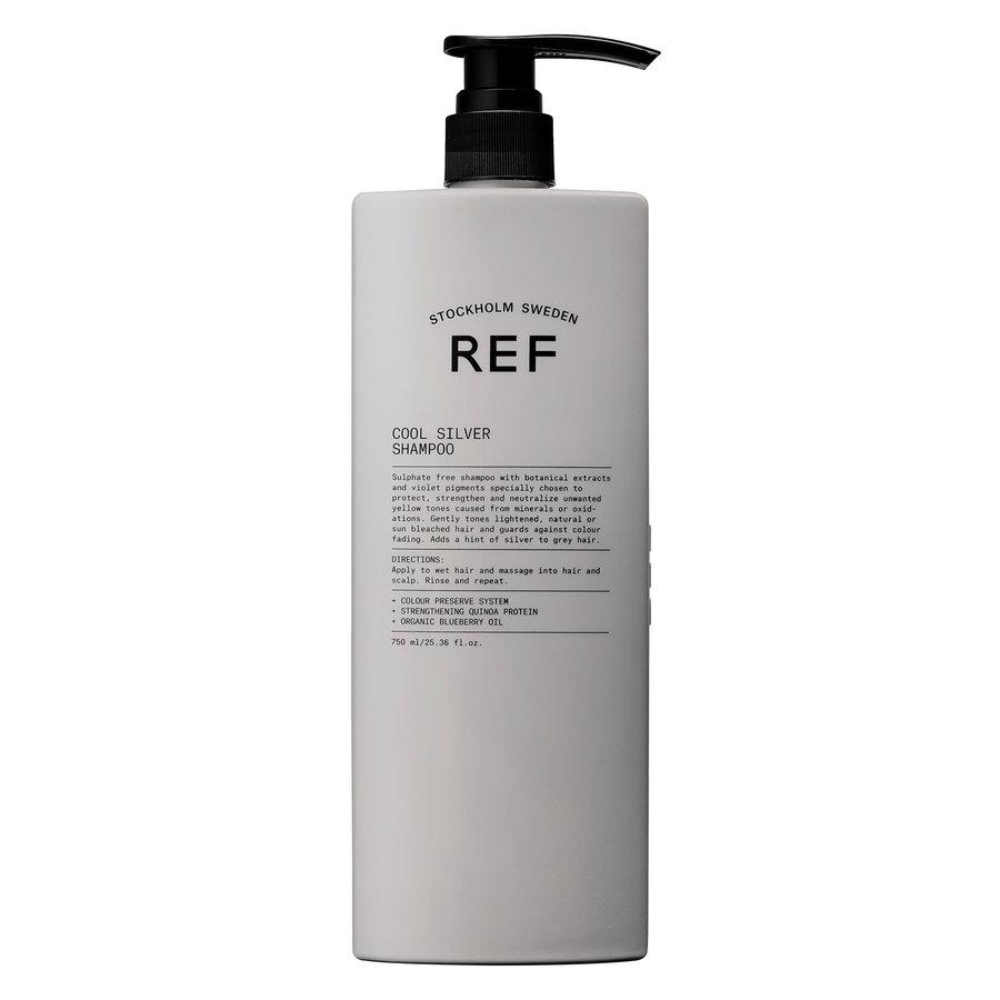 REF Cool Silver Shampoo 750ml