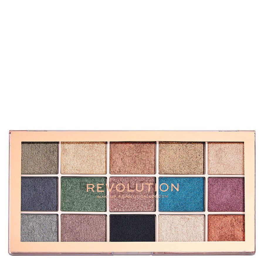 Makeup Revolution Foil Frenzy Hybrid Eyeshadow Palette 15 x 1,1 g