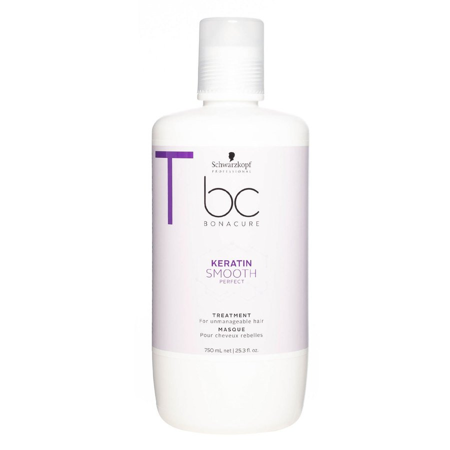 Schwarzkopf BC Bonacure Keratin Smooth Perfect Treatment 750 ml