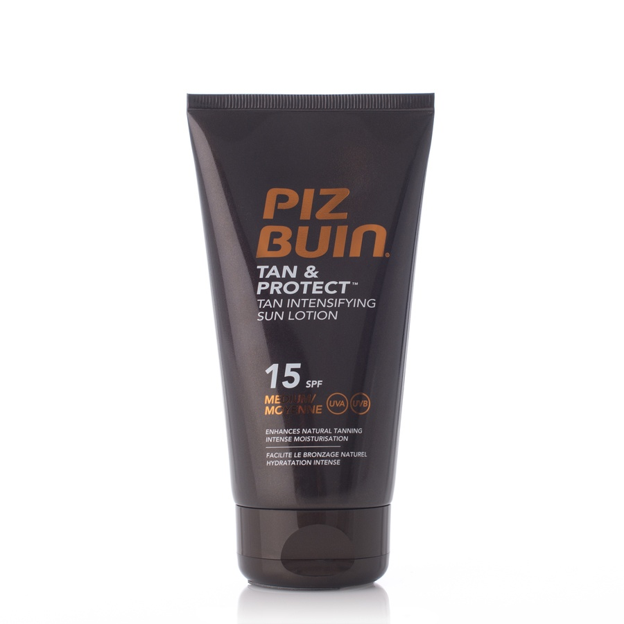 Piz Buin Tan & Protect Sun Lotion SPF15 150 ml