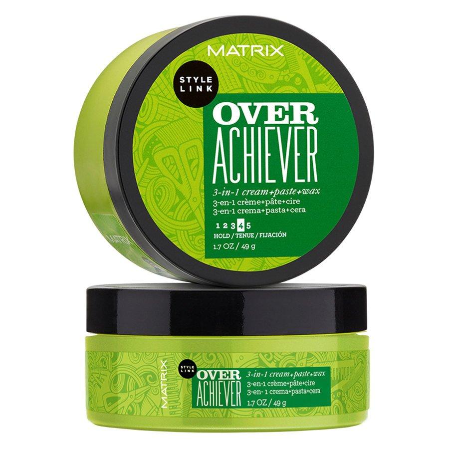 Matrix Style Link Over Achiever 3in1 Cream + Paste + Wax 49g