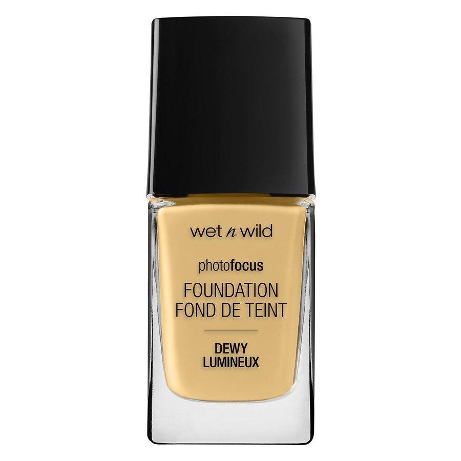Wet'n Wild Photo Focus Dewy Foundation Golden Beige 28 ml