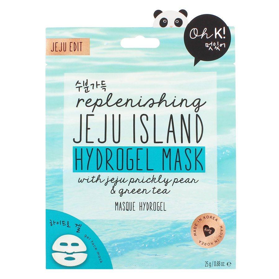 Oh K! Jeju Island Hydrogel Mask 25g