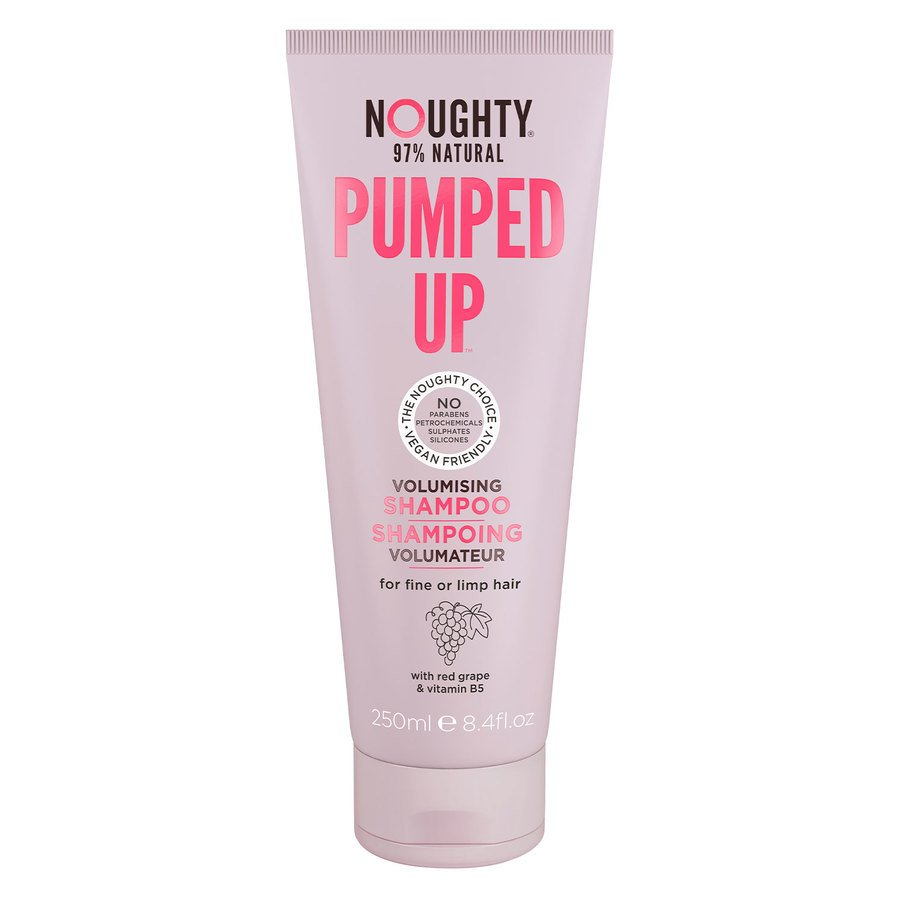Noughty Pumped Up Shampoo 250 ml