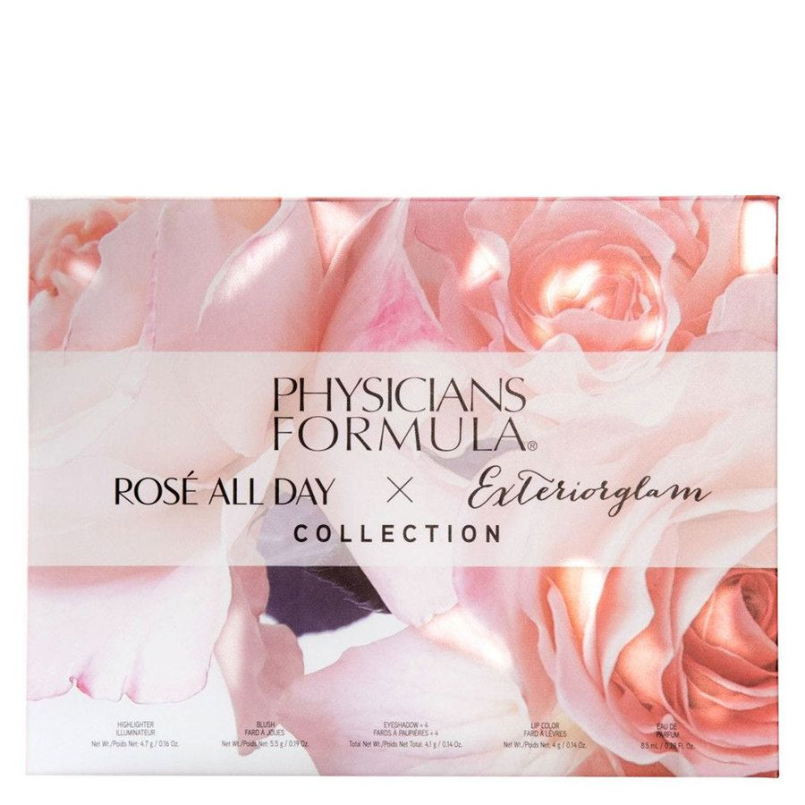 Physicians Formula Rosé All Day X Exteriorglam Collection