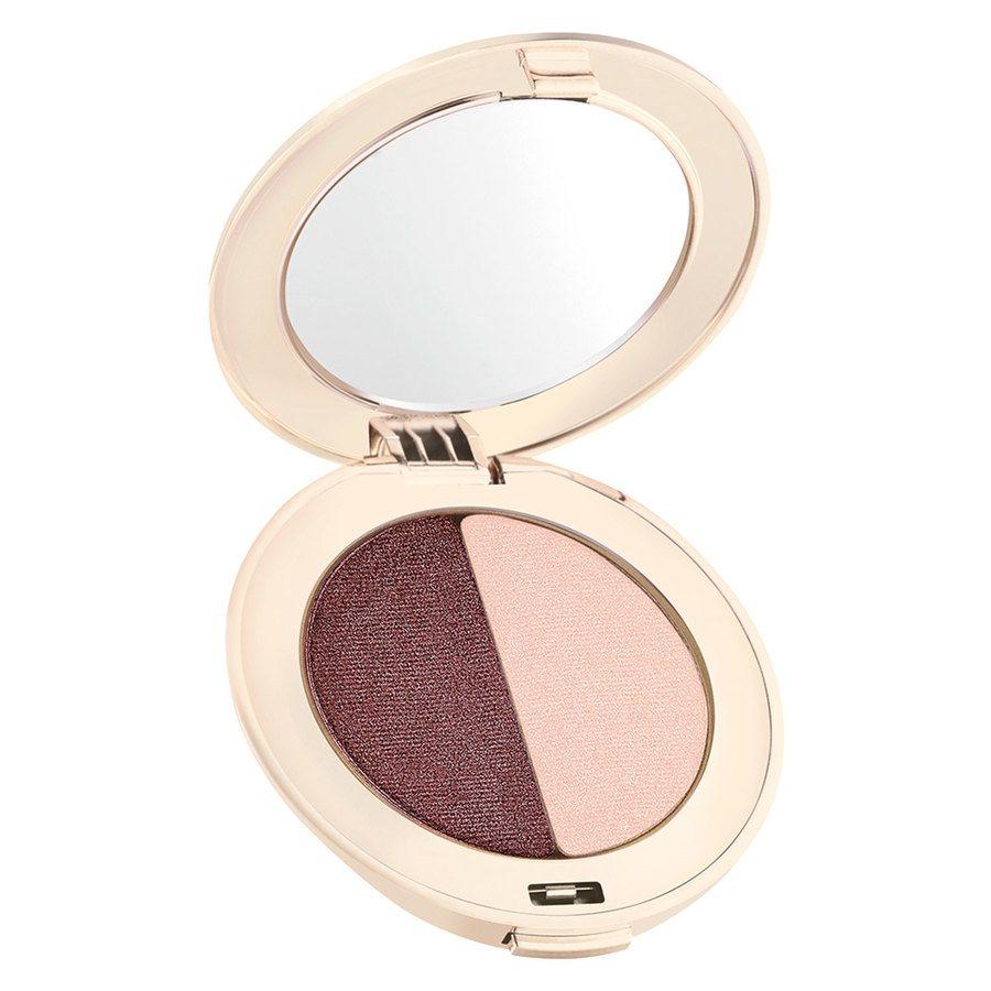 Jane Iredale PurePressed Duo Eye Shadow 2,8 g ─ Berries & Cream