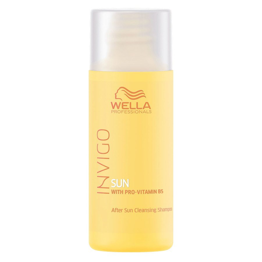 Wella Professionals Invigo Sun After Sun Cleansing Shampoo 50 ml