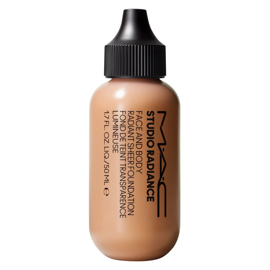 MAC Cosmetics Studio Radiance Face And Body Radiant Sheer Foundation 50 ml ─ N3
